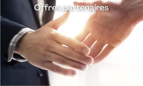 Offres partenaires
