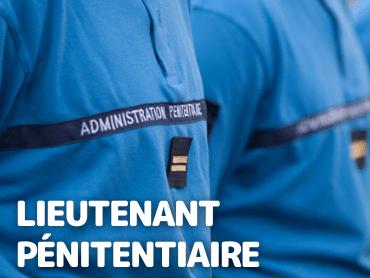 Lieutenant Pénitentiaire