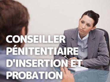 Conseiller Pénitentiaire d'insertion et probation
