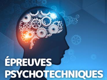 Épreuves Psychotechniques